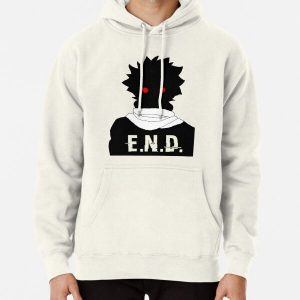 Natsu END Pullover Hoodie RB0607 product Offical Fairy Tail Merch