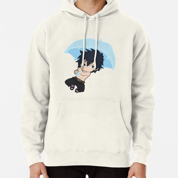 Tenrou Gray Pullover Hoodie RB0607 product Offical Fairy Tail Merch