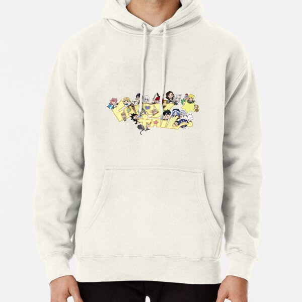 Chibi fairy  Pullover Hoodie RB0607 product Offical Fairy Tail Merch