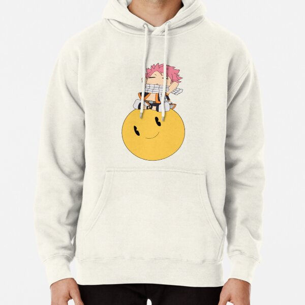 Phantom Arc Natsu Pullover Hoodie RB0607 product Offical Fairy Tail Merch