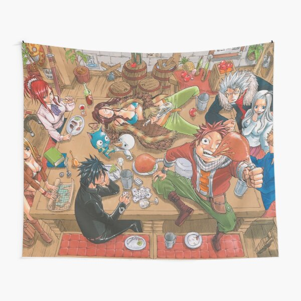 Fairy Tail Tapestry RB0607 product Offical Fairy Tail Merch
