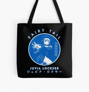 JUVIA LOCKSER IN THE COLOR CIRCLE  All Over Print Tote Bag RB0607 product Offical Fairy Tail Merch