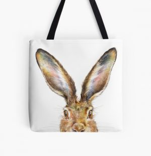 Hare All Over Print Tote Bag RB0607 product Offical Fairy Tail Merch