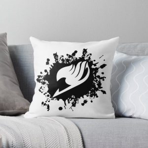 Fairy tail Throw Pillow RB0607 product Offical Fairy Tail Merch