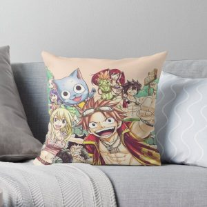 Untitled Throw Pillow RB0607 product Offical Fairy Tail Merch