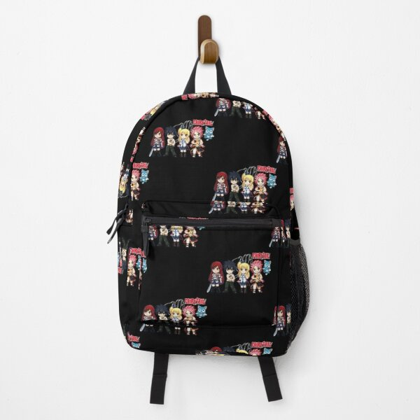 The Group of Fairy Tail Anime  Backpack RB0607 product Offical Fairy Tail Merch