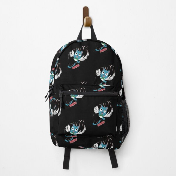 Fairy Tail (Happy), Art Anime  Backpack RB0607 product Offical Fairy Tail Merch