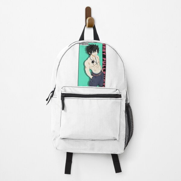 Grey fullbuster Backpack RB0607 product Offical Fairy Tail Merch