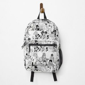 Fairy Tail Manga Collage  Backpack RB0607 product Offical Fairy Tail Merch