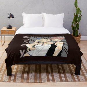 Anime Fairy Taila Throw Blanket RB0607 product Offical Fairy Tail Merch