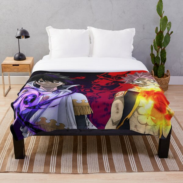 Fairy Tail Throw Blanket RB0607 product Offical Fairy Tail Merch
