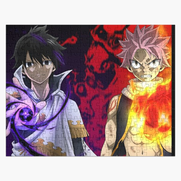 Fairy Tail Jigsaw Puzzle RB0607 product Offical Fairy Tail Merch