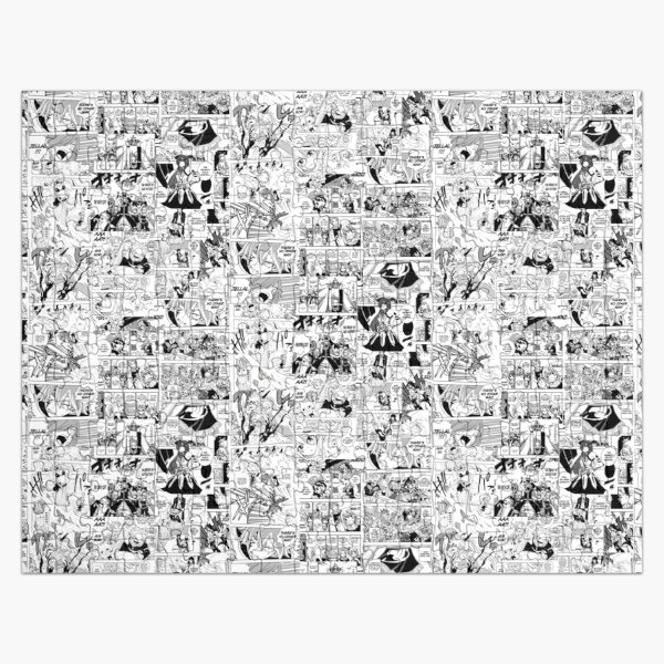 Fairy Tail Collage  Jigsaw Puzzle RB0607 product Offical Fairy Tail Merch