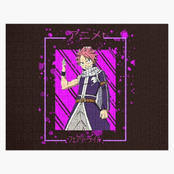 Anime NTaila Jigsaw Puzzle RB0607 product Offical Fairy Tail Merch