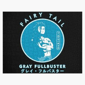 GRAY FULLBUSTER IN THE COLOR CIRCLE  Jigsaw Puzzle RB0607 product Offical Fairy Tail Merch