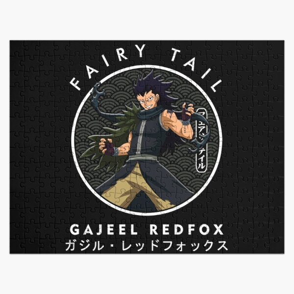 GAJJEL IN THE CIRCLE UP Jigsaw Puzzle RB0607 product Offical Fairy Tail Merch