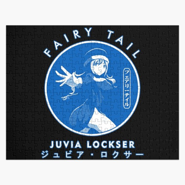 JUVIA LOCKSER IN THE COLOR CIRCLE  Jigsaw Puzzle RB0607 product Offical Fairy Tail Merch