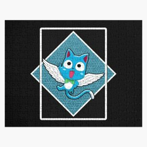 HAPPY IN THE BLUE BOX Jigsaw Puzzle RB0607 product Offical Fairy Tail Merch