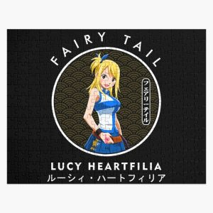 LUCY IN THE CIRCLE UP Jigsaw Puzzle RB0607 product Offical Fairy Tail Merch