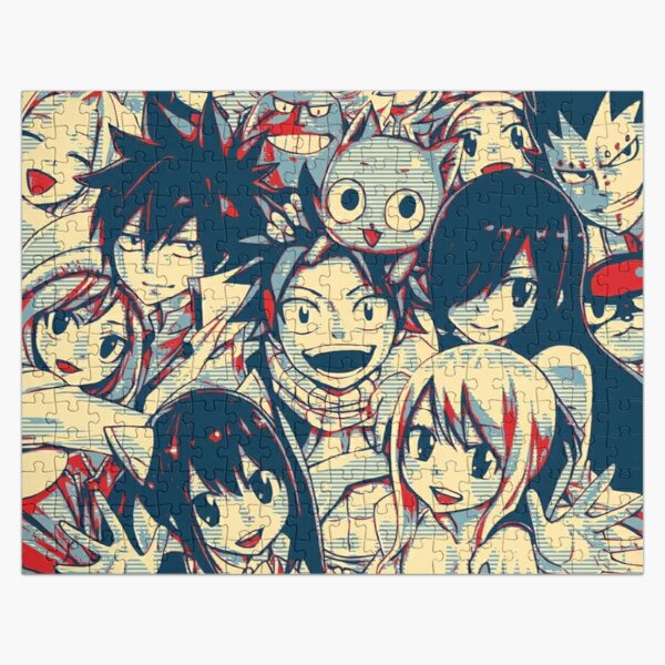 Fairy Tail 24  Jigsaw Puzzle RB0607 product Offical Fairy Tail Merch