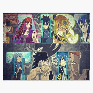 Fairy Tail 16  Jigsaw Puzzle RB0607 product Offical Fairy Tail Merch