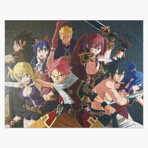 Fairy Tail 33 Jigsaw Puzzle RB0607 product Offical Fairy Tail Merch