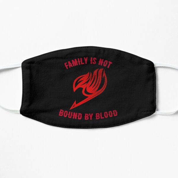 Fairy Family Flat Mask RB0607 product Offical Fairy Tail Merch