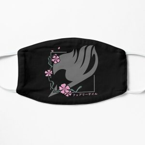 Fairy Tail Cherry Blossoms Flat Mask RB0607 product Offical Fairy Tail Merch