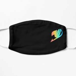 Fairy Tail rainbow Flat Mask RB0607 product Offical Fairy Tail Merch
