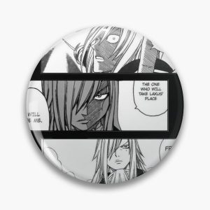 Freed Justine Fairy Tail Fearī Teiru Anime Manga Panel Stripe Design Pin RB0607 product Offical Fairy Tail Merch